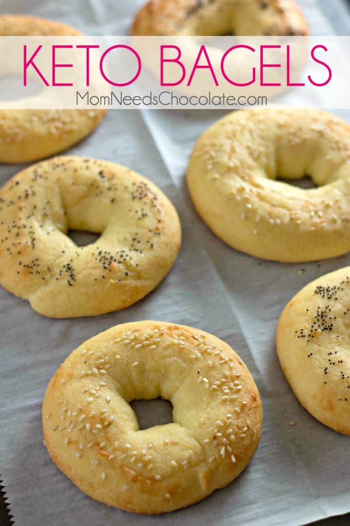 The Perfect Keto Bagels