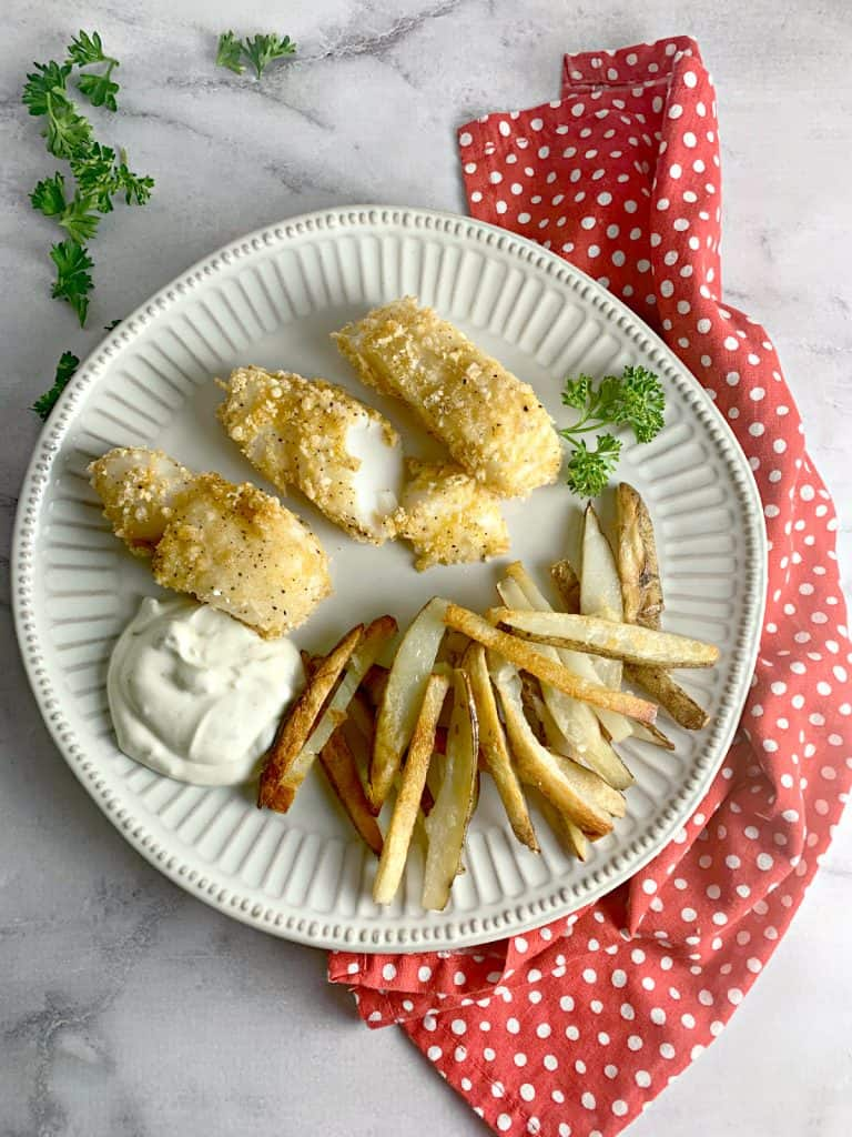 Makeover Fish and Chips