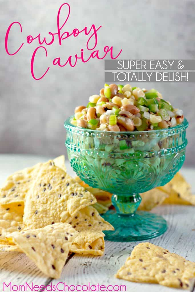 Mom's Favorite Cowboy Caviar Recipe