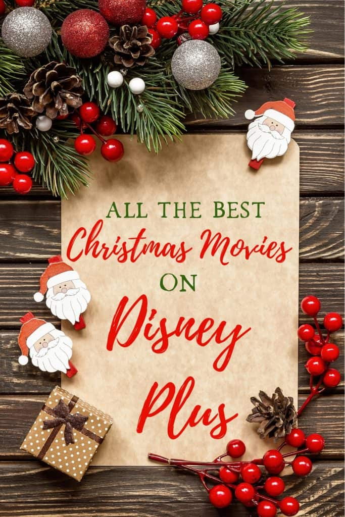 The Best Christmas Movies on Disney Plus