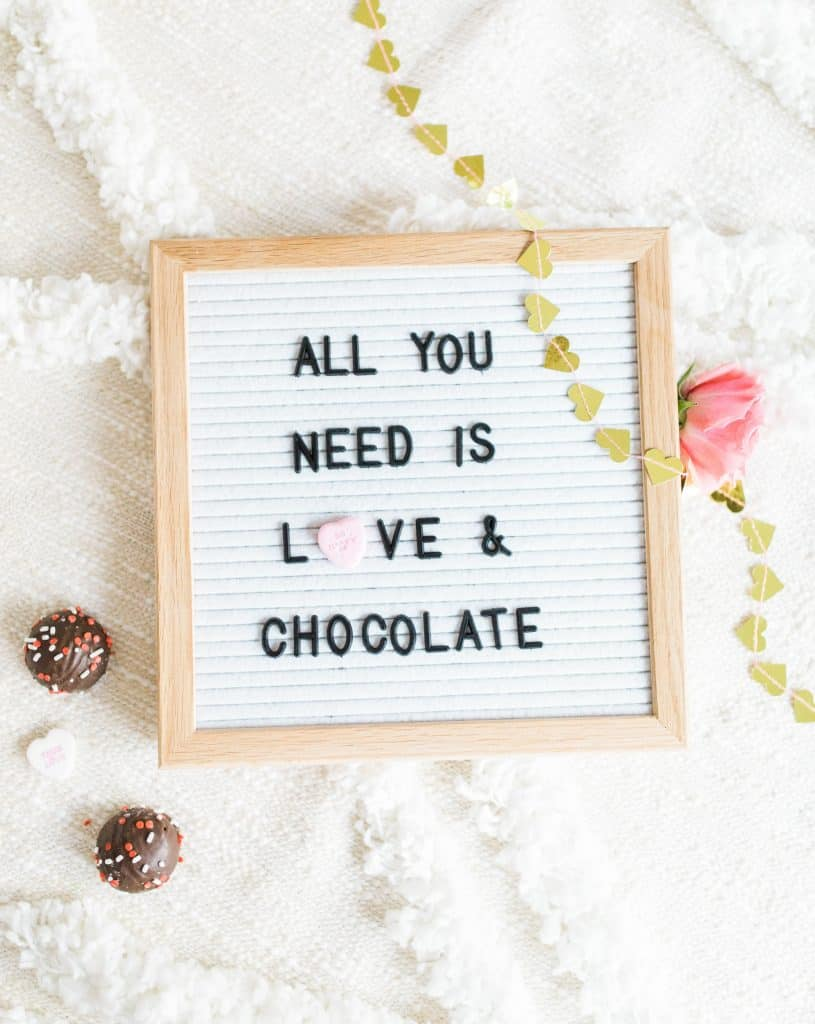 27 Sweet and Funny Valentine's Letter Board Quotes