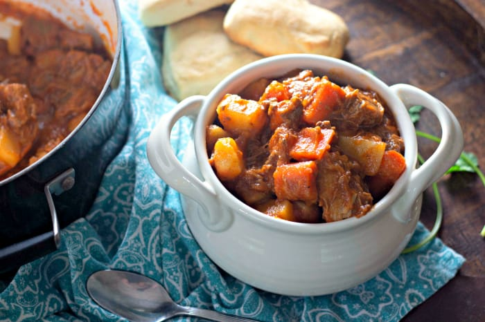 Pot Roast Beef Stew Recipe