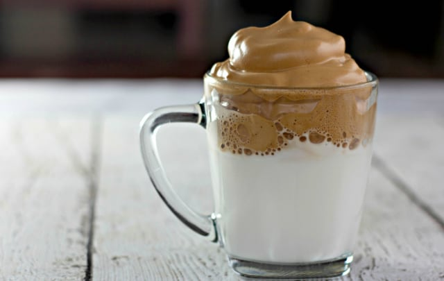 Whipped Coffee - Dalgona Coffee Recipe