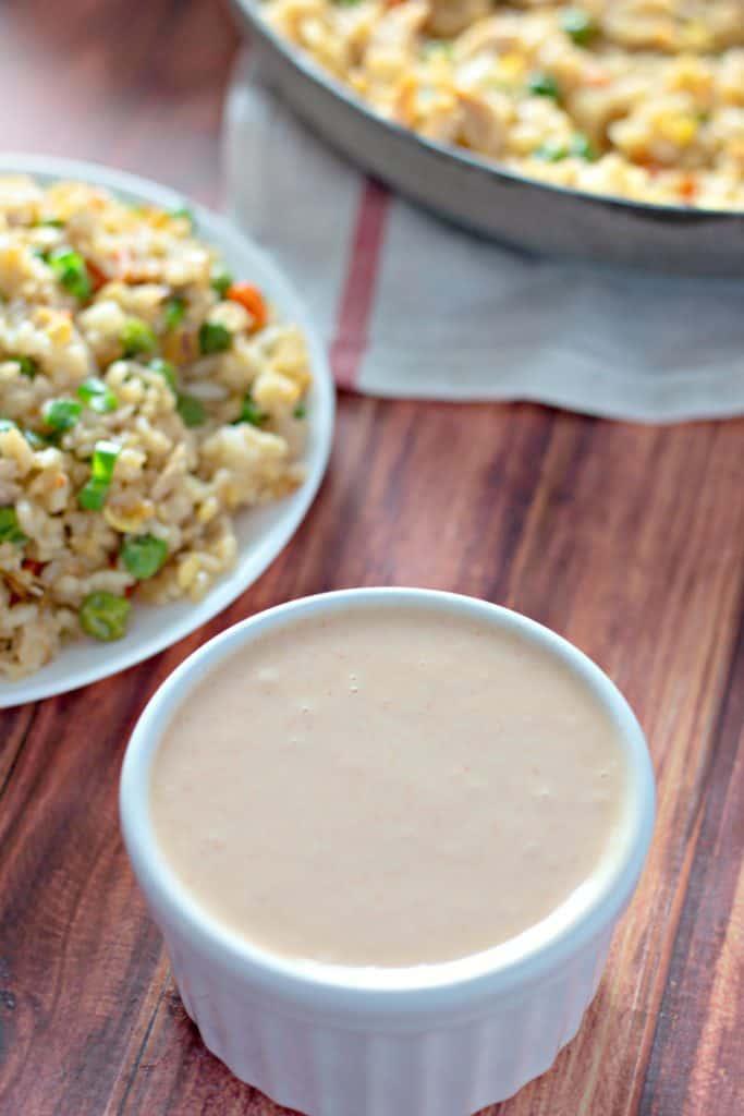 Homemade Yum Yum Sauce Recipe