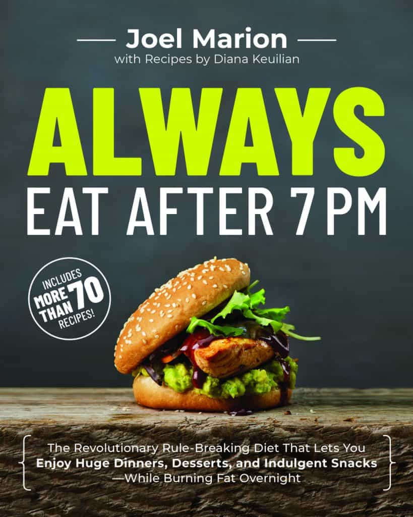 Book cover of Always Eat After 7PM