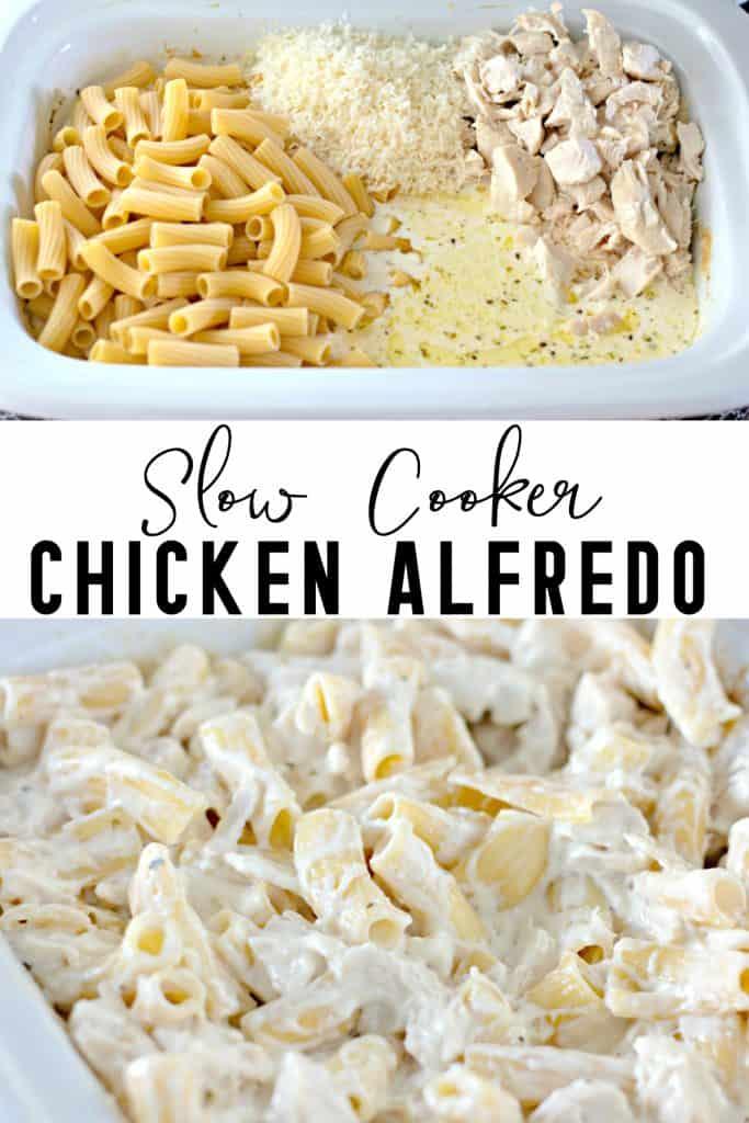 Slow Cooker Chicken Alfredo on Pinterest