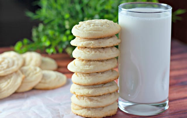 Amish Sugar Cookie Recipe