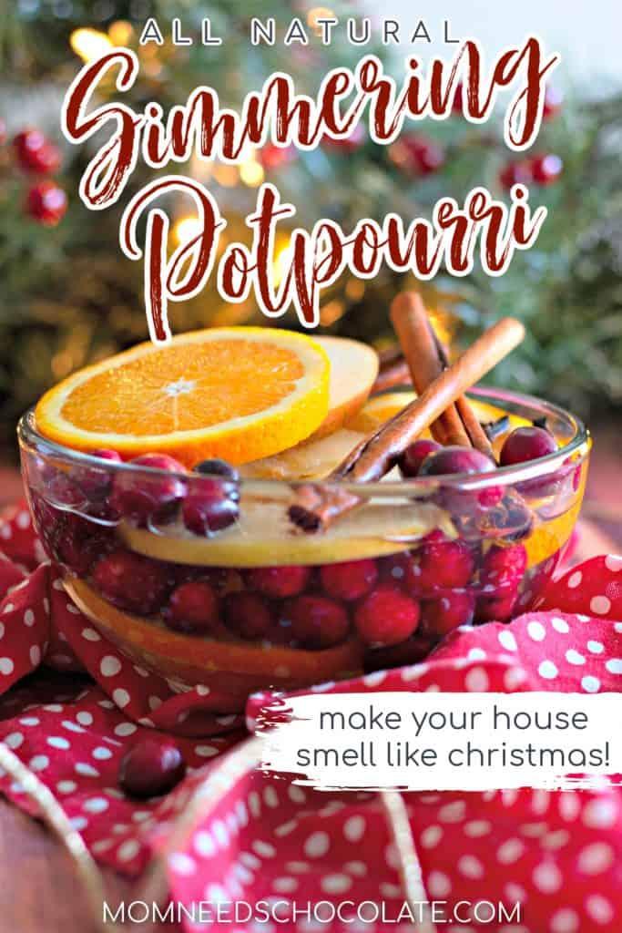 Natural Simmering Potpourri on Pinterest