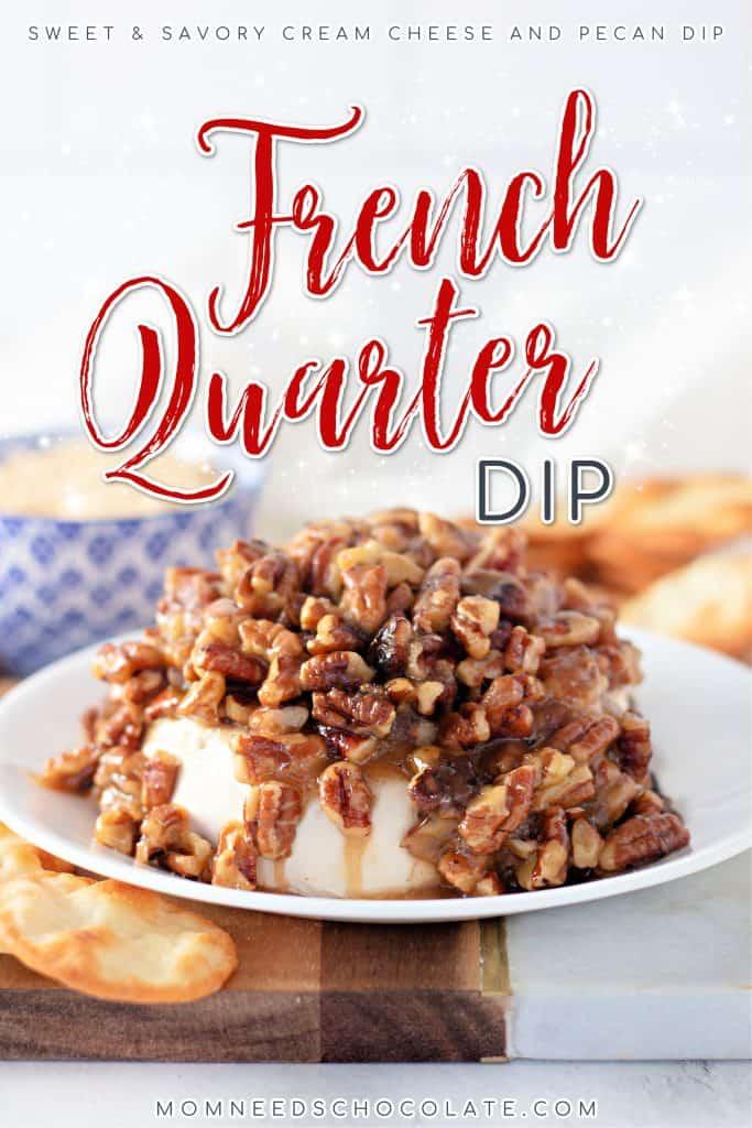 French Quarter Dip on Pinterest